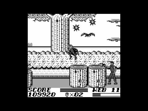 the amazing spider-man game boy wiki
