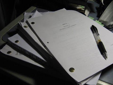 How Does Screenwriting Work? - AMC Movie News