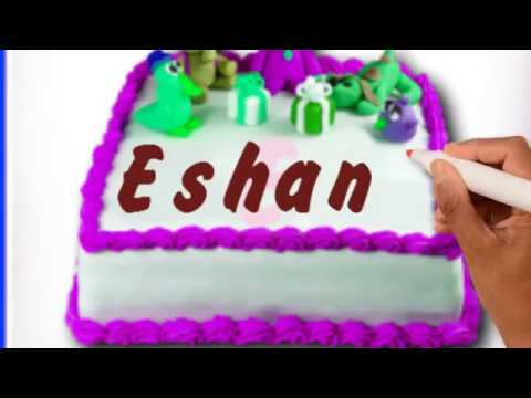Happy birthday messages - Happy Birthday Eshani