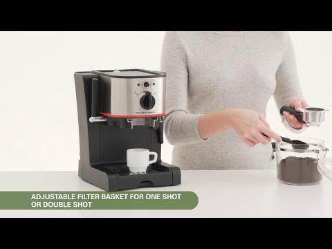 Hamilton Beach Espresso & Cappuccino Maker 40792