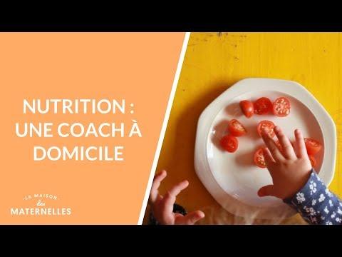 Nutrition : une coach à domicile - La Maison des maternelles #LMDM