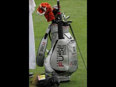 Tiger Woods Golf Clubs