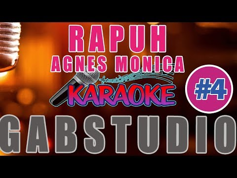 Video ✪ MINUS ONE ✪ Agnes Monica - RAPUH Karaoke Tanpa Vocal Versi Piano download in MP3, 3GP, MP4, WEBM, AVI, FLV January 2017