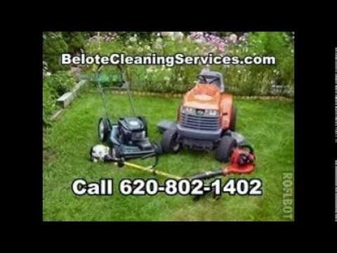 Stafford, KS Lawn Care Services Edge/Mow/Trim/Blow