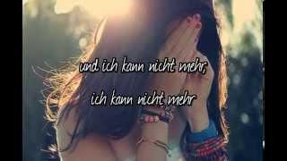Jennifer Rostock Ich Kann Nicht Mehr (Instrumental / Karaoke Cover)