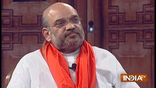 Video BJP President Amit Shah in Aap Ki Adalat 2017 at Chunav Manch MP3, 3GP, MP4, WEBM, AVI, FLV Juni 2018