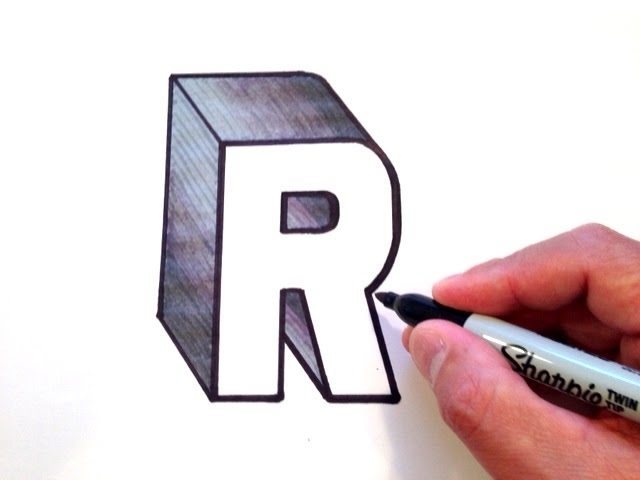 How-to-draw-the-letter