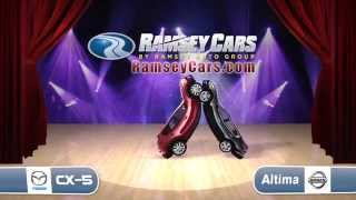 Ramsey Cars - Dancing With The Cars!
