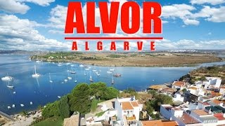 Alvor Portugal  city images : Alvor - Algarve - Portugal HD