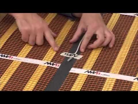 Carpet Underfloor heating Installation Guide By Allbrite UK Ltd