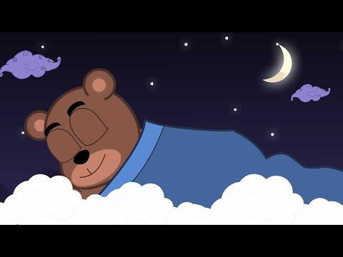 Glasba za spanje | Sprostitvena glasba | Uspavanke za otroke | 1 uro