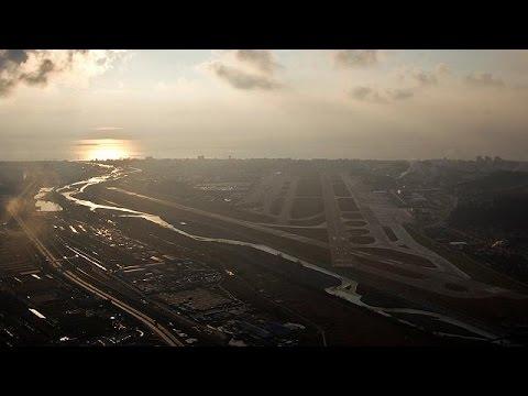 فيديو .. تحطم طائرة عسكرية روسية في البحر الأسود كانت في طريقها الى سوريا