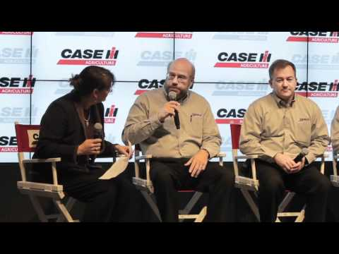 0 Case IH Wraps Up Ag Connect 2011