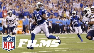 Andrew Luck Hits T.Y Hilton for Clutch 63-Yard TD (Week 3)  | NFL Turning Point | NFL Films by NFL Films