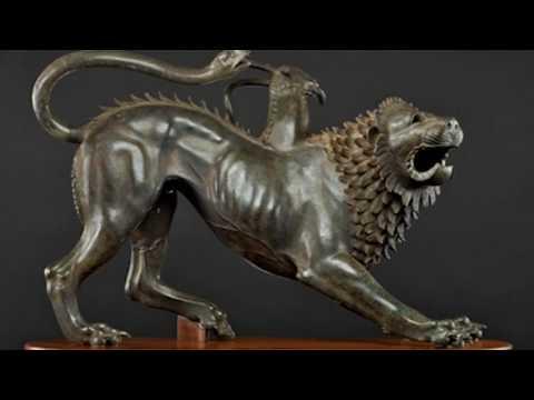 """Chimera in mostra a Palazzo Vecchio. Gli aretini """"torni ad Arezzo"""""""