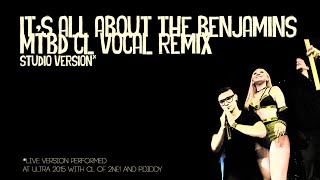 Puff Daddy - It's All About The Benjamins (MTBD CL Vocal RMX)