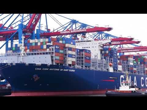 Antoine de Saint Exupéry: Größtes Containerschiff m ...