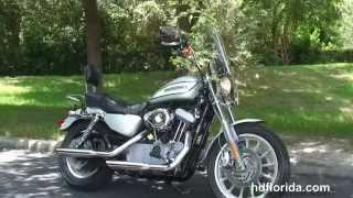 8. Used 2004 Harley Davidson Sportster Roadster Motorcycles for sale - Pensacola, FL