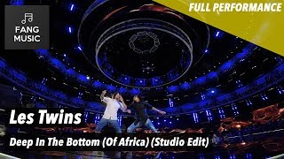 Nonton Les Twins - Deep In The Bottom (Of Africa) (Studio Edit - No Audience) - FULL PERFORMANCE Film Subtitle Indonesia Streaming Movie Download