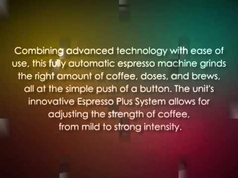 Gaggia 90951 Platinum Vision Automatic Espresso Machine