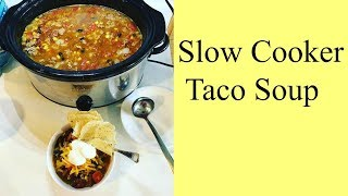 This Taco Soup recipe is one of my families favorites. I love to make this. It is quick and budget friendly. Hope you enjoy watching.