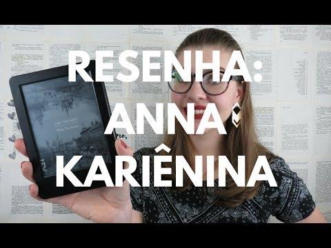 RESENHA: Anna Kariênina  (Liev Tolstói) por Gabriela Pedrão