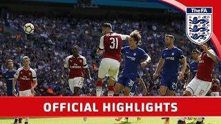 Video Arsenal 1-1 Chelsea (4-1 Pens) - FA Community Shield | Official Highlights MP3, 3GP, MP4, WEBM, AVI, FLV November 2018