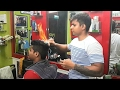 Fire Haircut ✂ Fire Hairstyle ✂ Amazing Haircut - 2017...#33