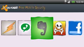 Avast Mobile Security for Android - video presentation
