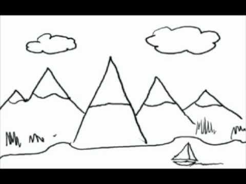 Invatati sa desenati folosind alfabetul