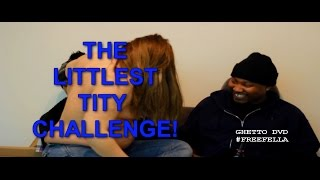Download Lagu THE LITTLEST TITY CHALLENGE! - GHETTODVD!! Mp3