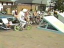 Old School BMX freestyle flatland contest Eastland Schwinn 9-22-85 Ohio