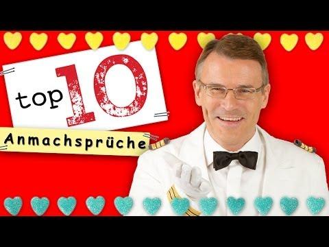 Die 10 besten Anmachspr�che