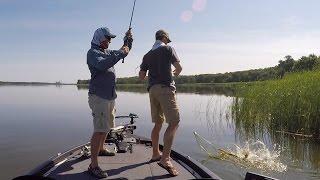 Video Pitching for Big Bass around the Bank MP3, 3GP, MP4, WEBM, AVI, FLV Januari 2019