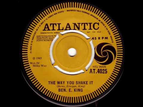 Tekst piosenki Ben E. King - The Record (Baby I Love You) po polsku