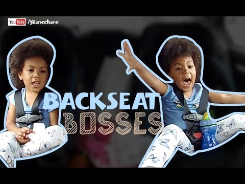 Backseat Bosses (видео)