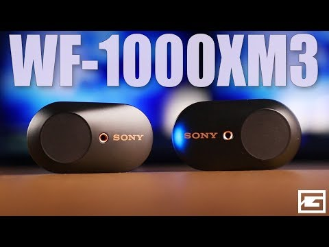 Almost Perfect : Sony WF-1000XM3 True Wireless REVIEW