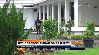 Download Video Petugas Segel Rumah Dinas Bupati Labuhan Batu MP3 3GP MP4