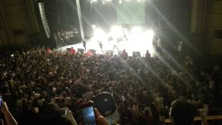Earl Wolf - Odd Future - Sandwitches MOSH PIT Live at Enmore Theatre, Sydney