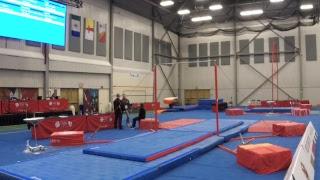 2019 CWG - Artistic Gymnastics - Male All Around Final - High Bar