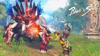 Видео к игре Blade and Soul из публикации: Blade & Soul EU/NA – Дата выхода игры и планы на будущее