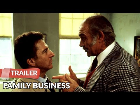 Family Business 1989 Trailer   Sean Connery   Dustin Hoffman