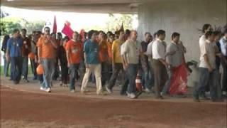 Manifestação SINASEMPU