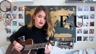 F.U  Little Mix  Cover by Jodie Mellor