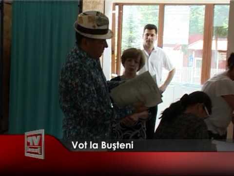 Vot la Buşteni