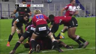 Jaguares v Lions Rd.17 2016 | Super Rugby Video Highlights