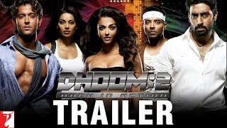 Dhoom 2 - Theatrical Trailer (with English Subtitles)