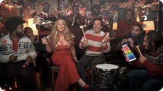 Jimmy Fallon, Mariah Carey & The Roots: