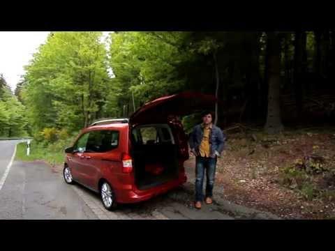 Форд турнео курьер фотка