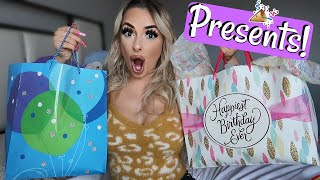 What I Got For My 30th BIRTHDAY!! *haul* by Piink Sparkles